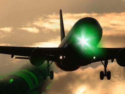Havacılıkta Lazer Işığı Tehlikeleri