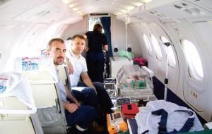Havayoluyla hasta taşınması ilkeleri