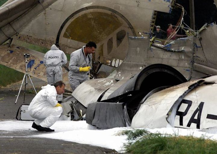Überlingen Uçak Kazası