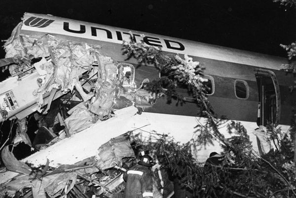 United Airlines DC-8 Kazası (Flight 173)