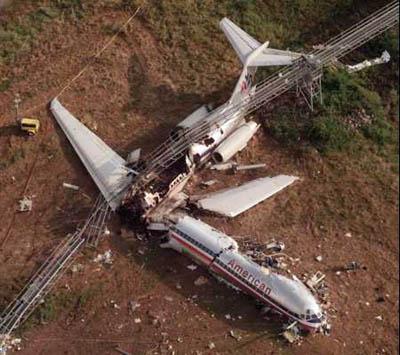 AA – MD – 82 Kazası