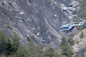 Germanwings uçak kazası