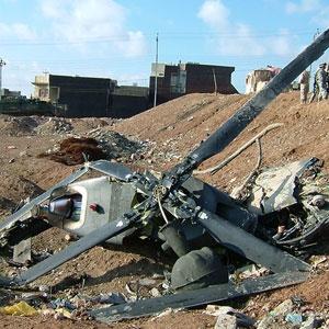Afganistan'da Türk helikopteri düştü, 12 şehit