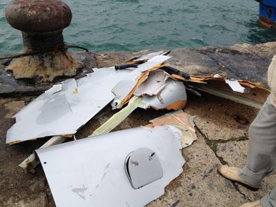 Marmara Ereğlisi'nde Cirrus düştü