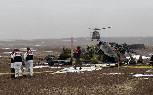 Ankara-Gölbaşı Sikorsky kazası