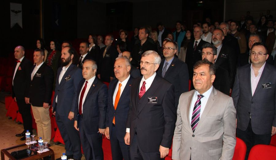 Antalya'da Çalıştay