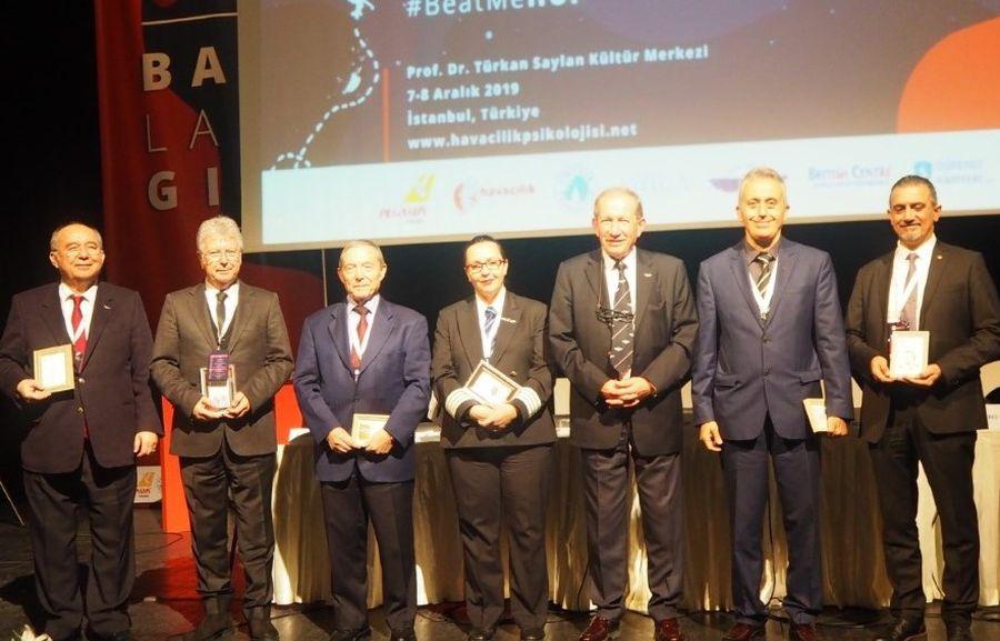 7 Aralık Dünya Sivil Havacılık Gününde Yılın Havacısı (Sağlık Çalışanı) Ödülü